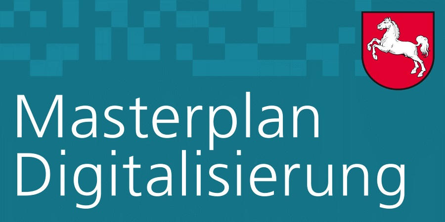 Icon Masterplan Digitalisierung