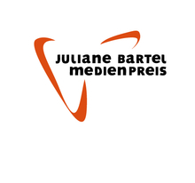 Logo Juliane Bartel Medienpreis