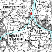Huntesperrwerk